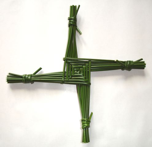 Brigit's cross
