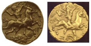 More coins from the Redones tribe