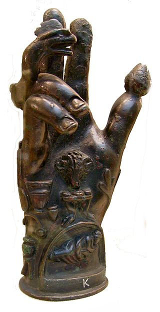 Hand of Sabazios (British Museum)